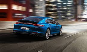 new porsche panamera 2017 world premiere of the new 2017 porsche panamera automotive rhythms