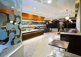 Fresh Yogurt Shop Design Idea Commercial Interior Design - Commercial interior design ideas