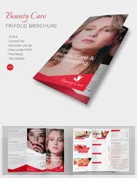 beauty parlour brochure template u2013 35 free jpg psd indesign