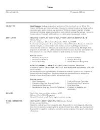 Resume Senior Sales Executive Resume Hotel Sales Manager Resume