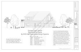 Cabin Designs And Floor Plans Free Sample Cabin Plan H235 1260 Sq Ft 1 Bedroom 1 Bath Main 600
