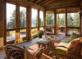 Patio Sunroom Ideas Timeless Allure 30 Cozy Creative Rustic Sunroom Various
