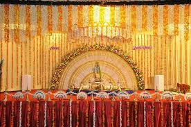hindu wedding decorations wedding stage decoration ernakulam kochi images with pricing