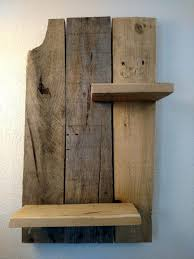 wall shelves ideas rustic wall shelves with hooks reclaimed wood shelf ideas