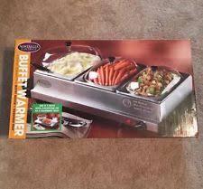 buffet warmer ebay
