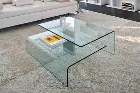 Glass Side Table 10 The Best Glass Coffee Table Contemporary