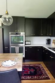 modern kitchen black cabinets modern kitchen with black cabinets 80 s kitchen remodel