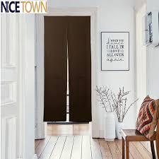 Door Way Curtains Nicetown Japanese Noren Doorway Curtain Doorway Divider Tapestry