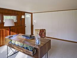 Wooden Paneling Wood Paneling Makeover Ideas All Modern Home Designs