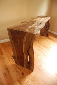 Wooden Furniture Best 25 Live Edge Furniture Ideas On Pinterest Natural Wood
