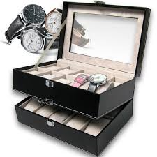 jewelry box 20 layer 20 grid box watches storage organizer jewelry