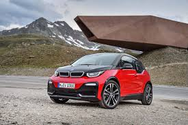 bmw electric 2018 bmw i3 electric car range adds sportier i3s version