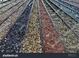 Types Of Gravel For Garden Paths Various Types Stone Gravel Pebbles Garden Stock Photo 557136385