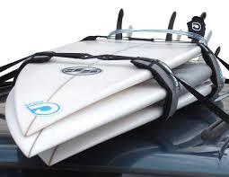 amazon com surfboard soft rack lockdown premium surfboard car