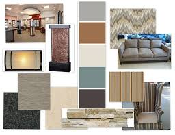 professional office design project soothing color palette with a