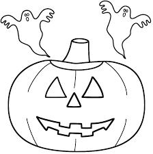 halloween jack lantern coloring