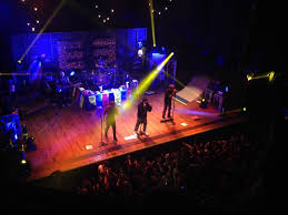 houston event map house of blues houston section left balcony row d seat 1 2