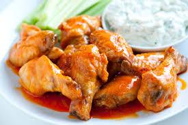 three ingredient buffalo wing sauce recipe