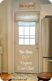Doorway Privacy Curtains Brilliant D I Y Magnetic Curtain Curtain Tutorial Window And