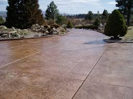 Recycled Brick Driveway Paving Roseville Pinterest Driveway by 7 Best Stamped Concrete Driveways Images On Pinterest Concrete