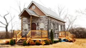 480 sq ft gothic castle by tiny house nation adorable small