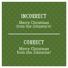most common grammar mistakes cards