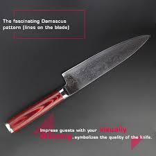 kitchen knives japanese aliexpress com buy haoye 8 inch chef knives new damascus kitchen