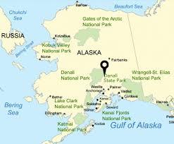 denali national park map denali state park alaska guided alaska hiking and backpacking