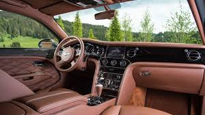 bentley interior 2016 bentley mulsanne built for that rare breed of person who refuses