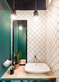 pink and tropical bathroom pinterest interiors