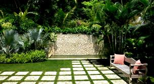 Simple Garden Landscaping Ideas Simple Green Landscaping Designs For Modern Home Backyard Homelk