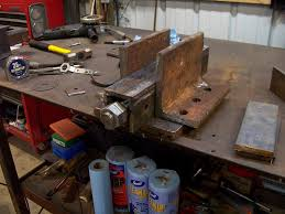 a bench vise thread page 6