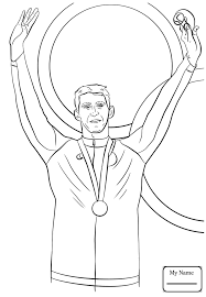 Coloring Pages People Henrik Lundqvist Abccoloring4you Com Jackie Robinson Coloring Page