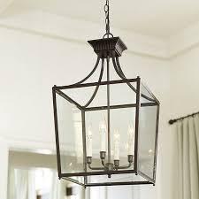 Lantern Chandelier Lighting Darlana Large Lantern Circa Lighting Intended For Amazing Property