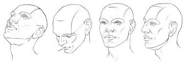 praxis how to draw the head from any anglehow to draw the head