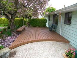 Small Backyard Deck Patio Ideas 23 Best Dream Deck Images On Pinterest At Home Backyard Decks