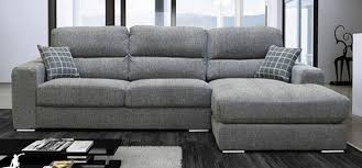 grey fabric corner sofa pisa corner rhf grey