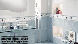 wall tile designs bathroom classic ceramic wall tiles scheme blue bathroom wall tiles design
