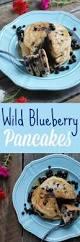 Blueberry Pancake Recipe Wild Blueberry Pancakes Real Mom Nutrition