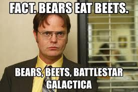 Battlestar Galactica Meme - beets bears battlestar galactica meme the best bear 2018
