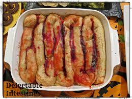 Gross Halloween Cakes by Out Went The Light Halloween Teacher Breakfast