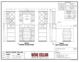wine cellar floor plans ordinary wine plans 2 nice design of wine cellar rack plans