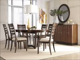 dining room interesting round dining table with armchairs round
