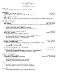 Food Prep Resume Example by Waitress Resume Example Waiter Waitress Cv Example Waiter