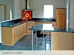 cuisines rustiques bois atelier du garo cuisine en bois massif chêne