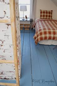 how to paint wood floors beautifully to last h20bungalow