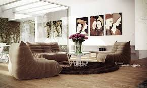 paint color ideas for living room with brown furniture paint
