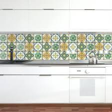Kitchen Backsplash Tile Stickers Moroccan Tile Kitchen Backsplash Tiles Stickers Pack Of Tiles Tile