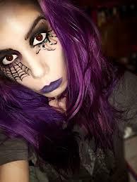 3d spider eye makeup u2013 halloween look 3 u2013 candeeglam