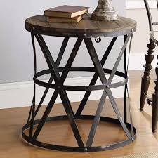round coffee table and end tables nightstands amazing round wooden bedside tables hd wallpaper photos
